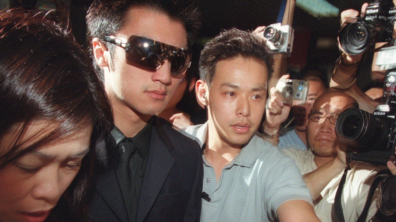 When Canto-pop star Nicholas Tse faced corruption charges after his Ferrari crashed in Central