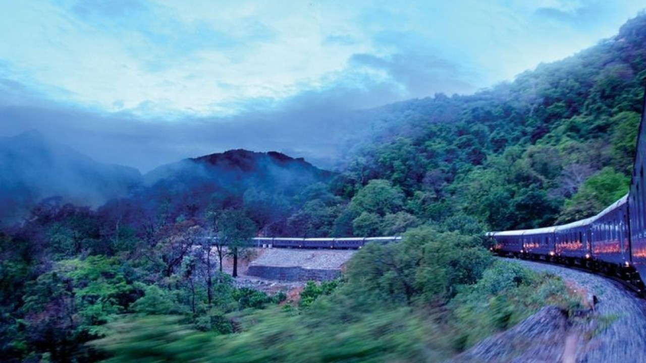 How to travel in style on some the world's most luxurious train journeys: tips from a seasoned rail traveller