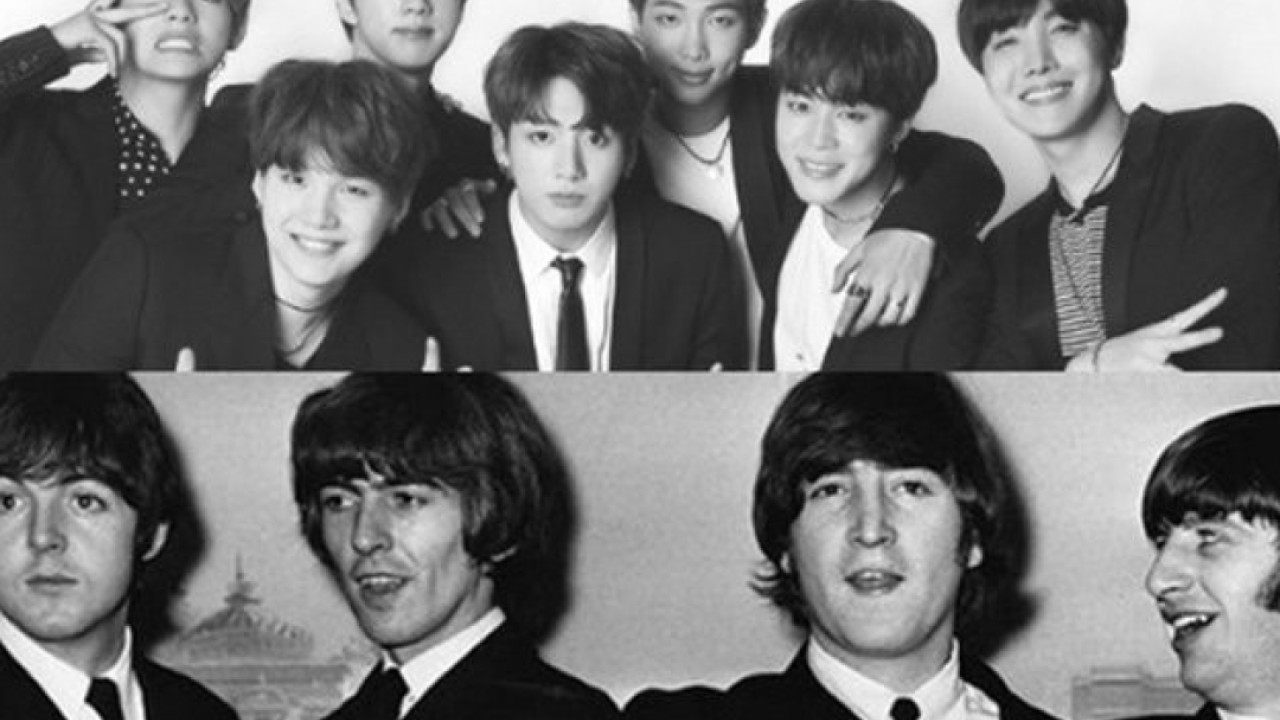 Bigger than The Beatles? BTS celebrates 3 Billboard No 1 albums in a year