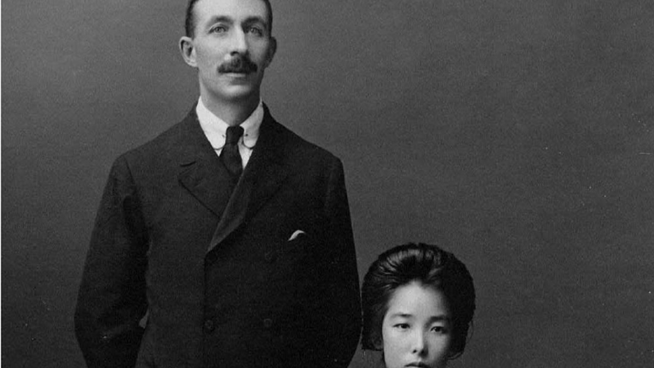 A romance between a British officer and a Japanese divorcee: timeless like Madama Butterfly