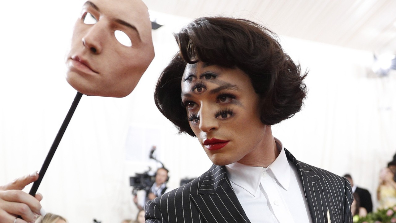 How Ezra Miller got his Met Gala look: Mimi Choi and 5 other make-up artists changing faces