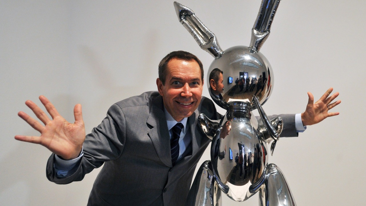 Five most valuable works by living artists after Jeff Koons US$91m sculpture sets new auction record