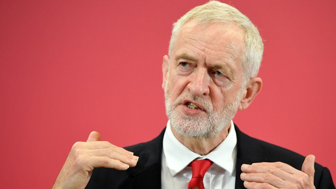 c53eb676bf4 Labour leader Jeremy Corbyn pulls plug on Brexit talks with Tories