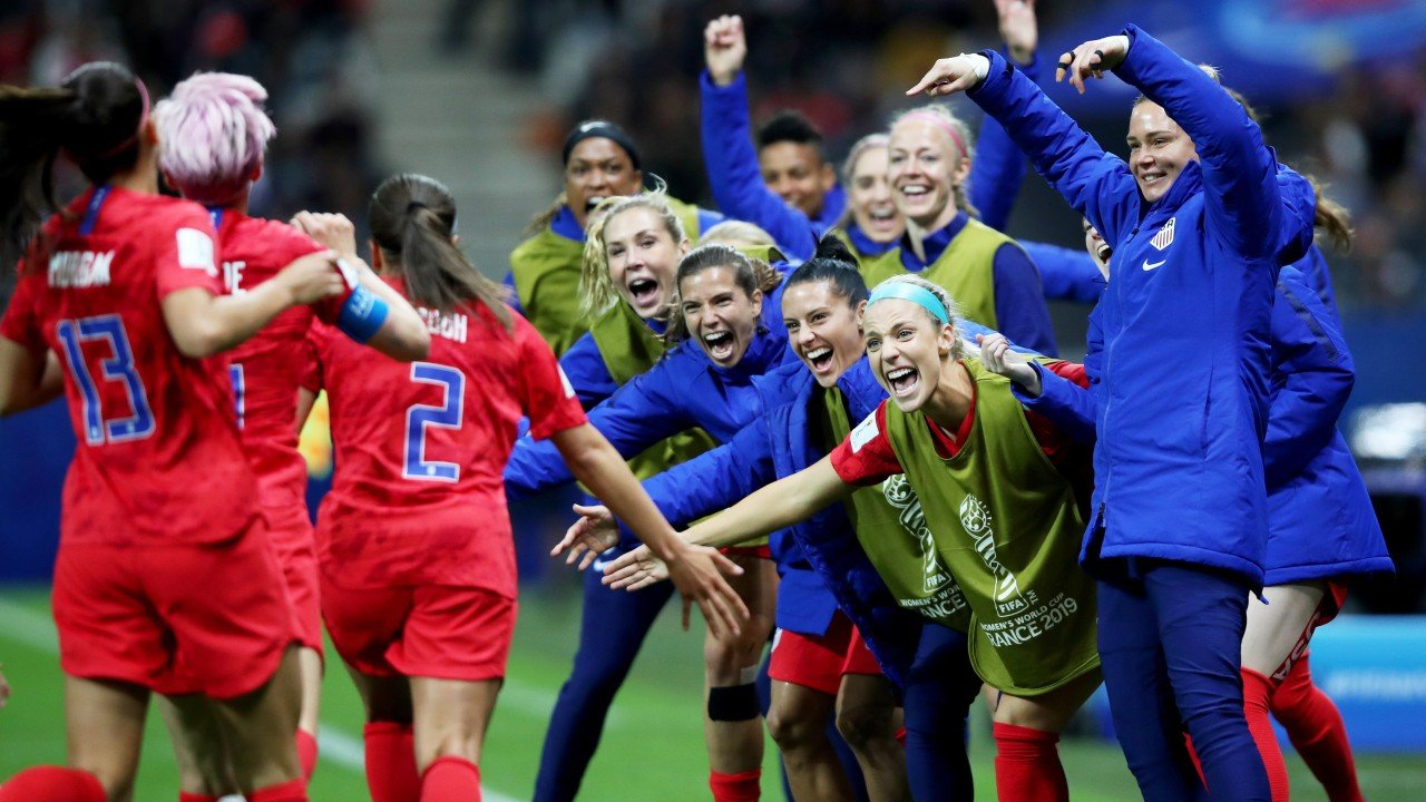 Fifa Women's World Cup 2019: USWNT beat Thailand 13-0 to provoke criticism for 'running up the score'