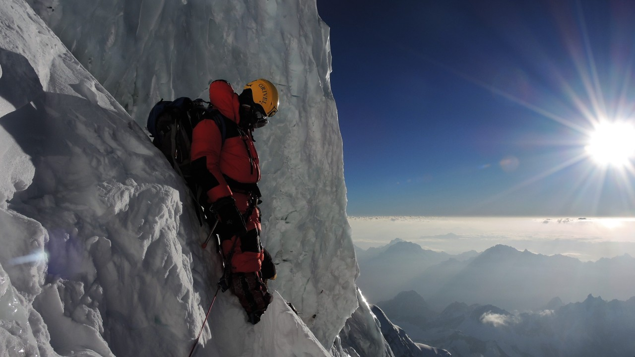 Adventure Trail: Adrian Hayes talks big goals, the perils of scaling K2 and information overload