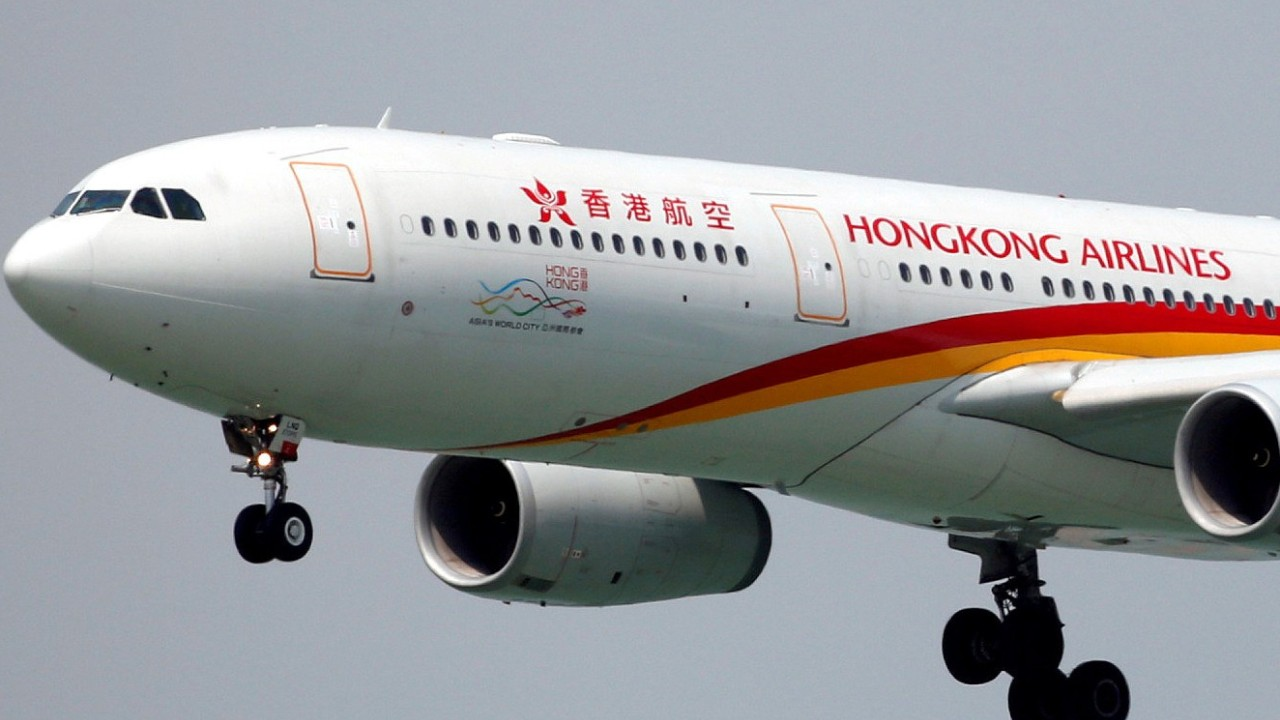 Hong Kong Airlines sued by shareholder HNA Group over HK$1 billion in alleged debt