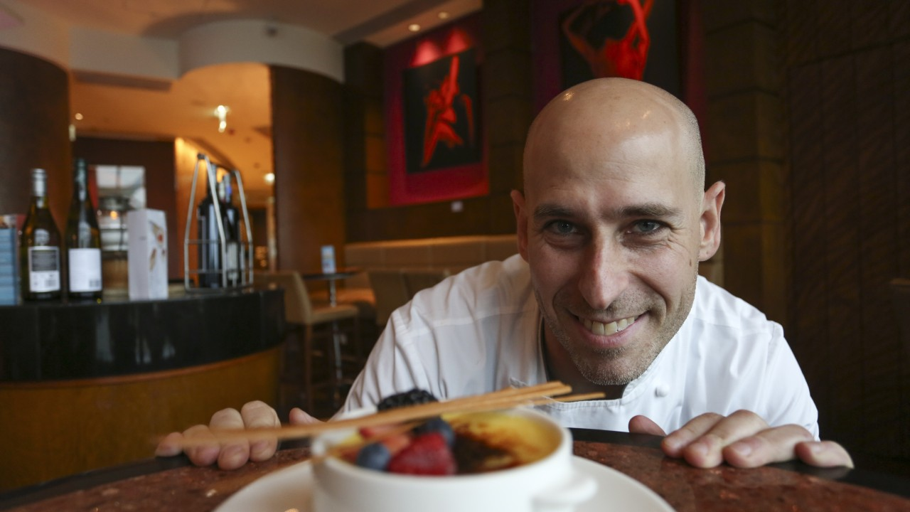 Jason Licker: the celebrity pastry chef who doesn't like desserts despite having a 'massive sweet tooth' as a child