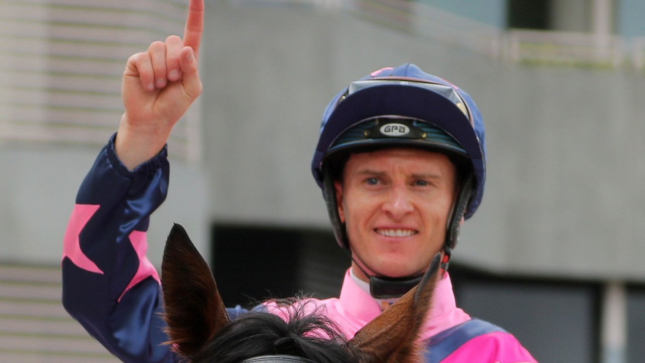 Zac Purton concedes reaching mark for most wins in a term will be 'difficult'