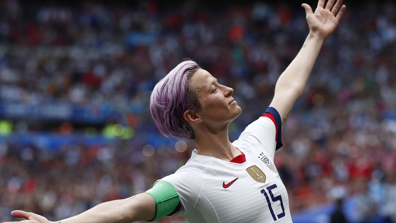 Fifa Women's World Cup 2019: US beat Netherlands to win record fourth title thanks to Megan Rapinoe