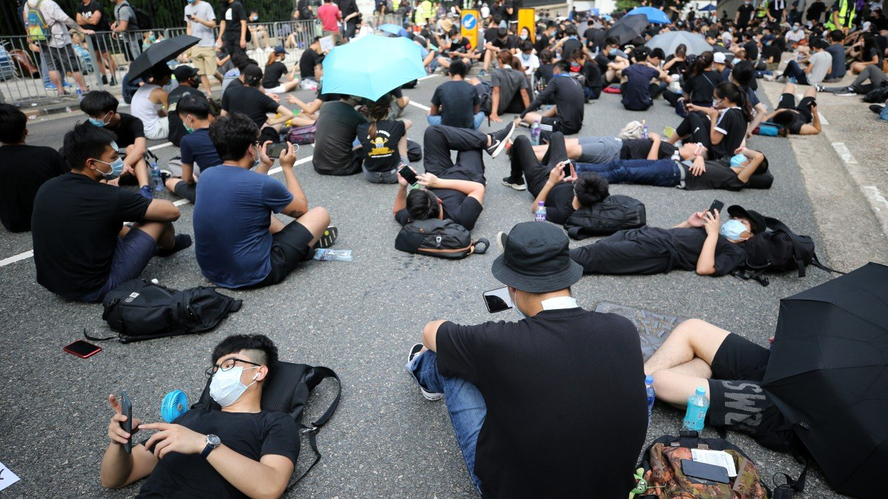Hong Kong's laws need to evolve as protests enter the digital realm