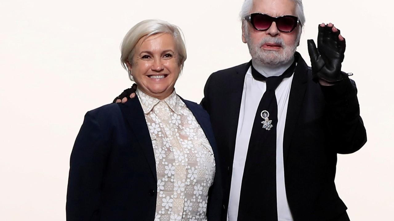 Karl Lagerfeld, fur, and the future of Fendi: Silvia Venturini Fendi on her memories of 'genius' designer