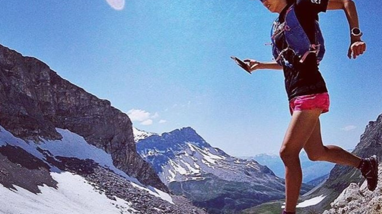 The Adventure Trail: Nancy Jiang sprints past tradition to achieve her childhood dream of crossing the finishing line
