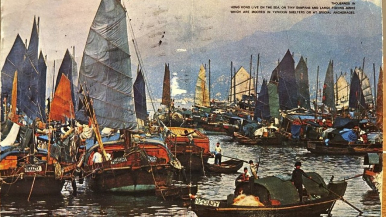 Postcard sent from Hong Kong to US finally arrives – 26 years late, prompting hunt for intended recipients