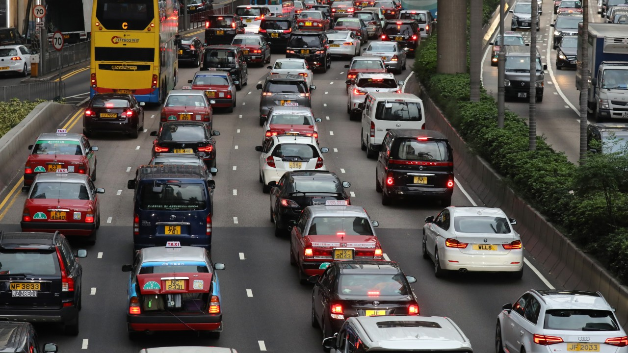 'Smart' technology could get cars off the roads in Hong Kong and into parking spaces faster