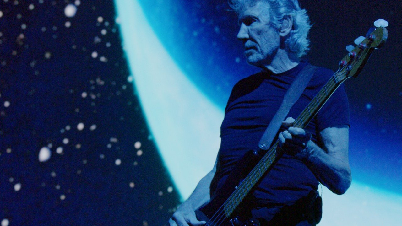 Rock music still a platform for protest, says Pink Floyd's Roger Waters, as he talks about Us + Them, his new concert movie
