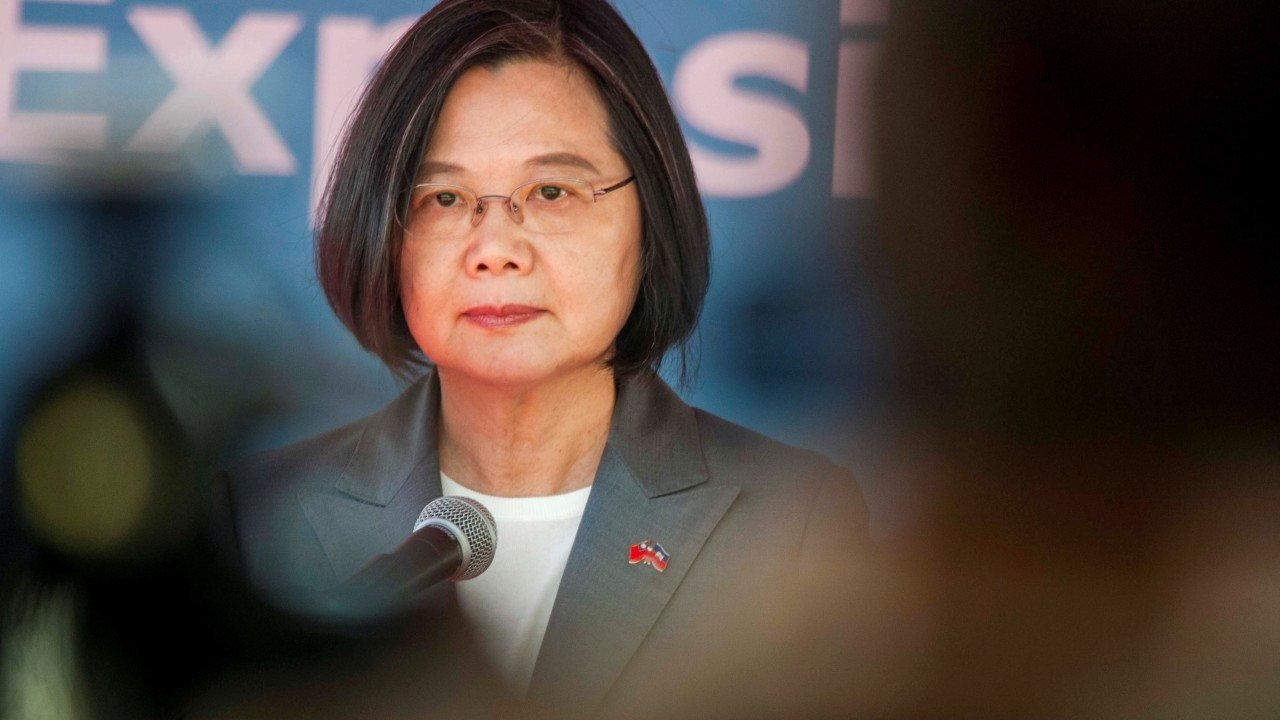 Tsai Ing-wen should focus on improving relations with Beijing