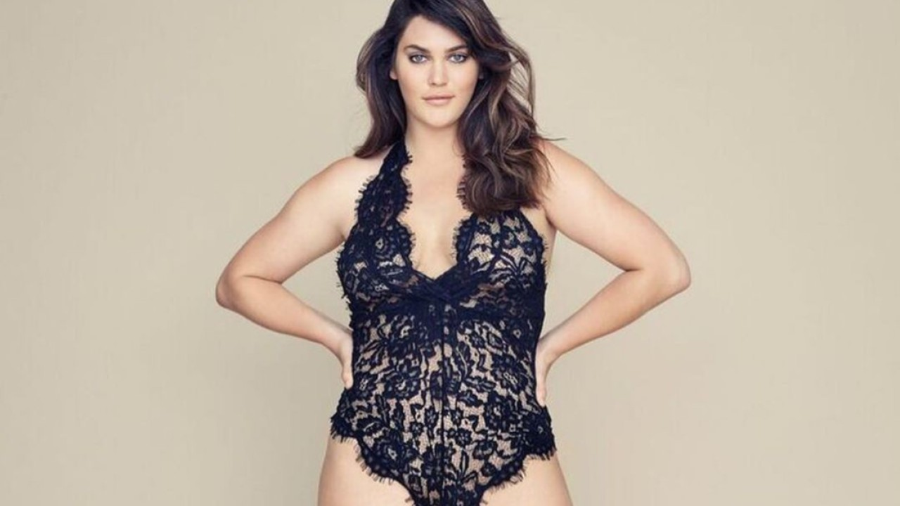 Does Victoria's Secret decision to feature a plus-size model in new lingerie campaign with Bluebella mark a change in strategy?