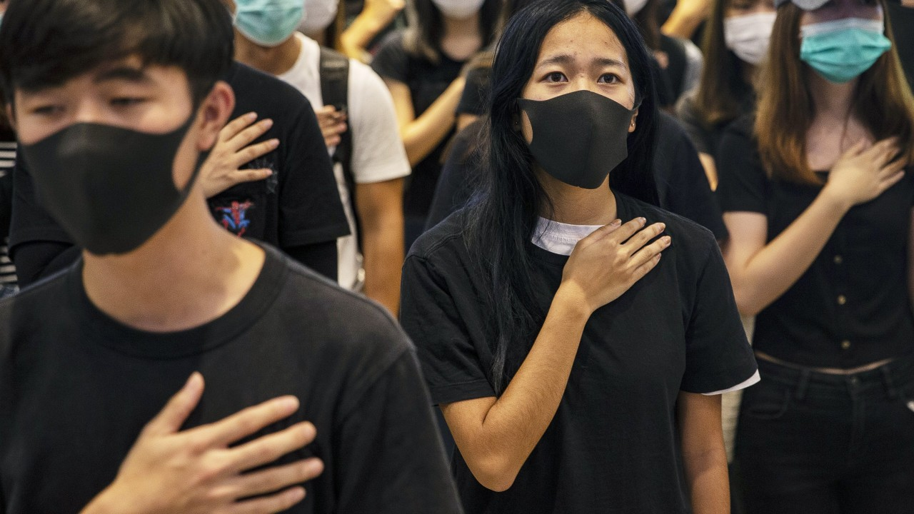 Carrie Lam must stop pushing protesters, peaceful and violent, to the point of no return