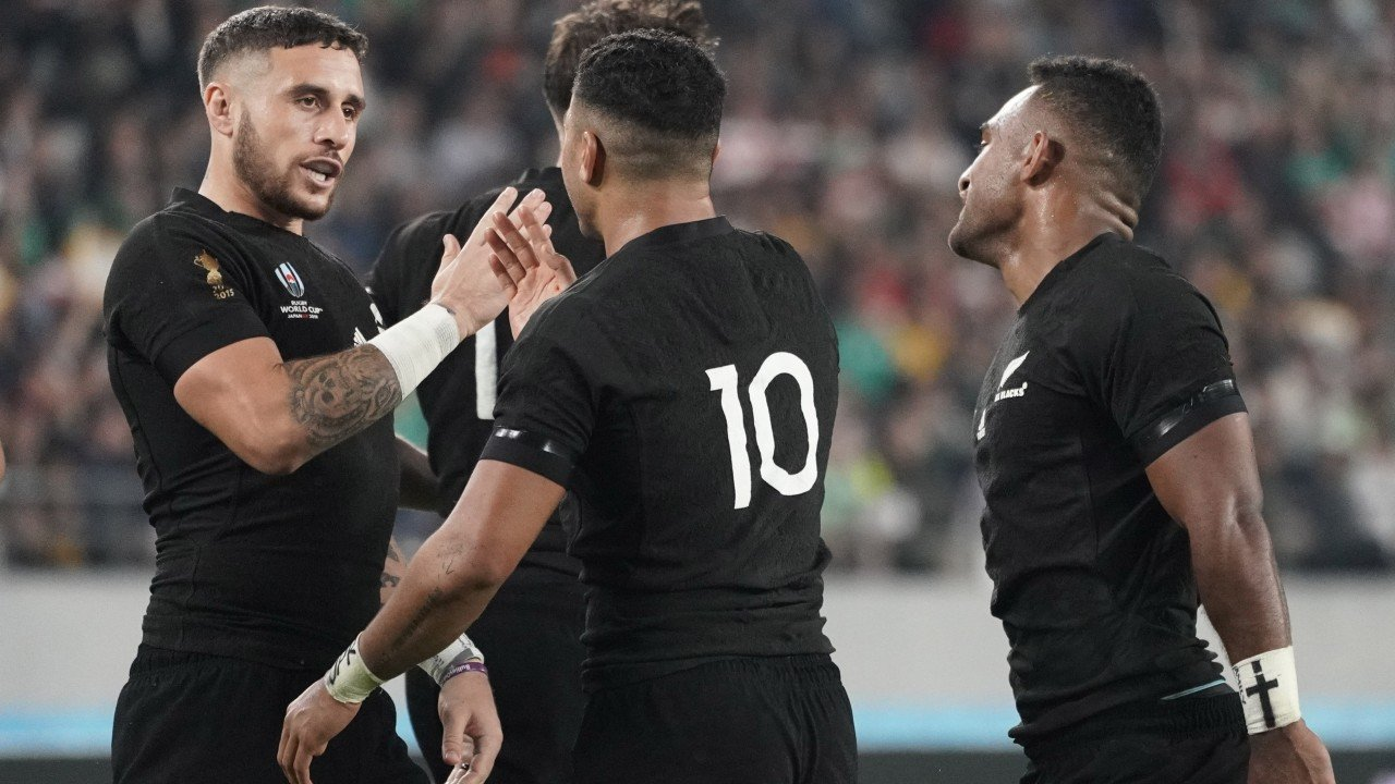 All Blacks on course to become unusual breed of World Cup winners in Japan