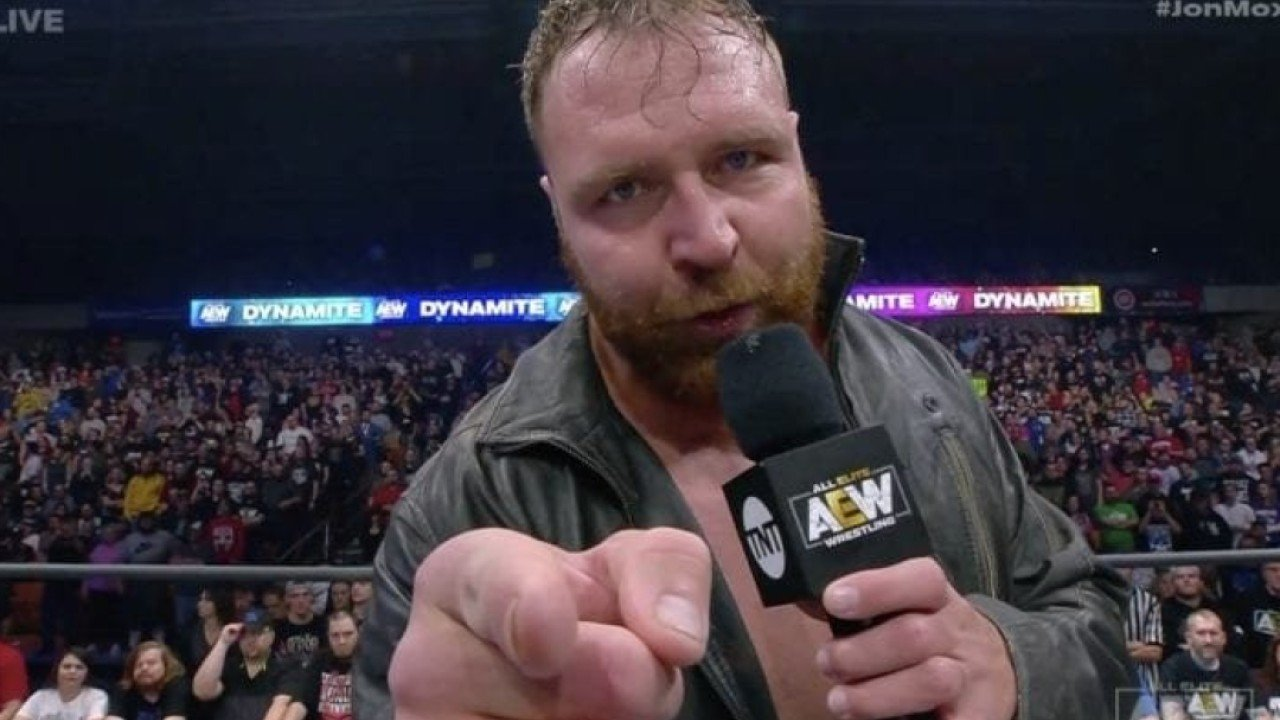 AEW: Jon Moxley says WWE 'made me walk away from all this money'