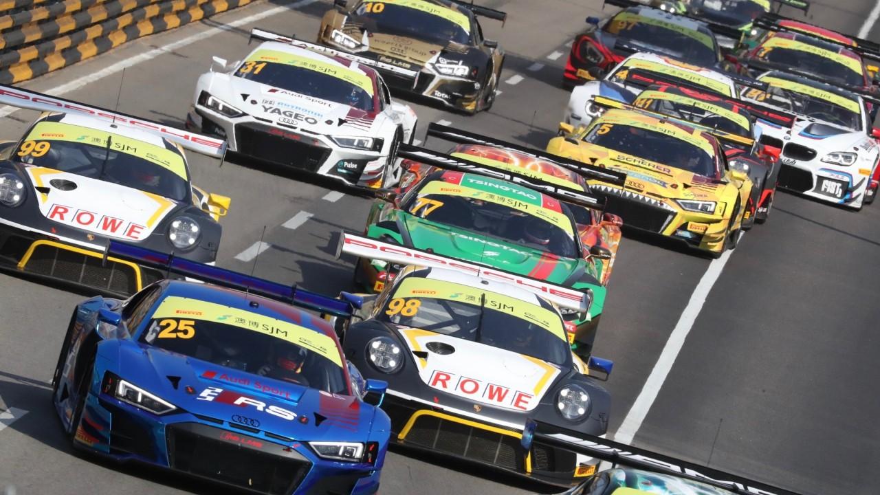 Macau Grand Prix live: Formula Three, GT World Cup and touring cars on Sunday