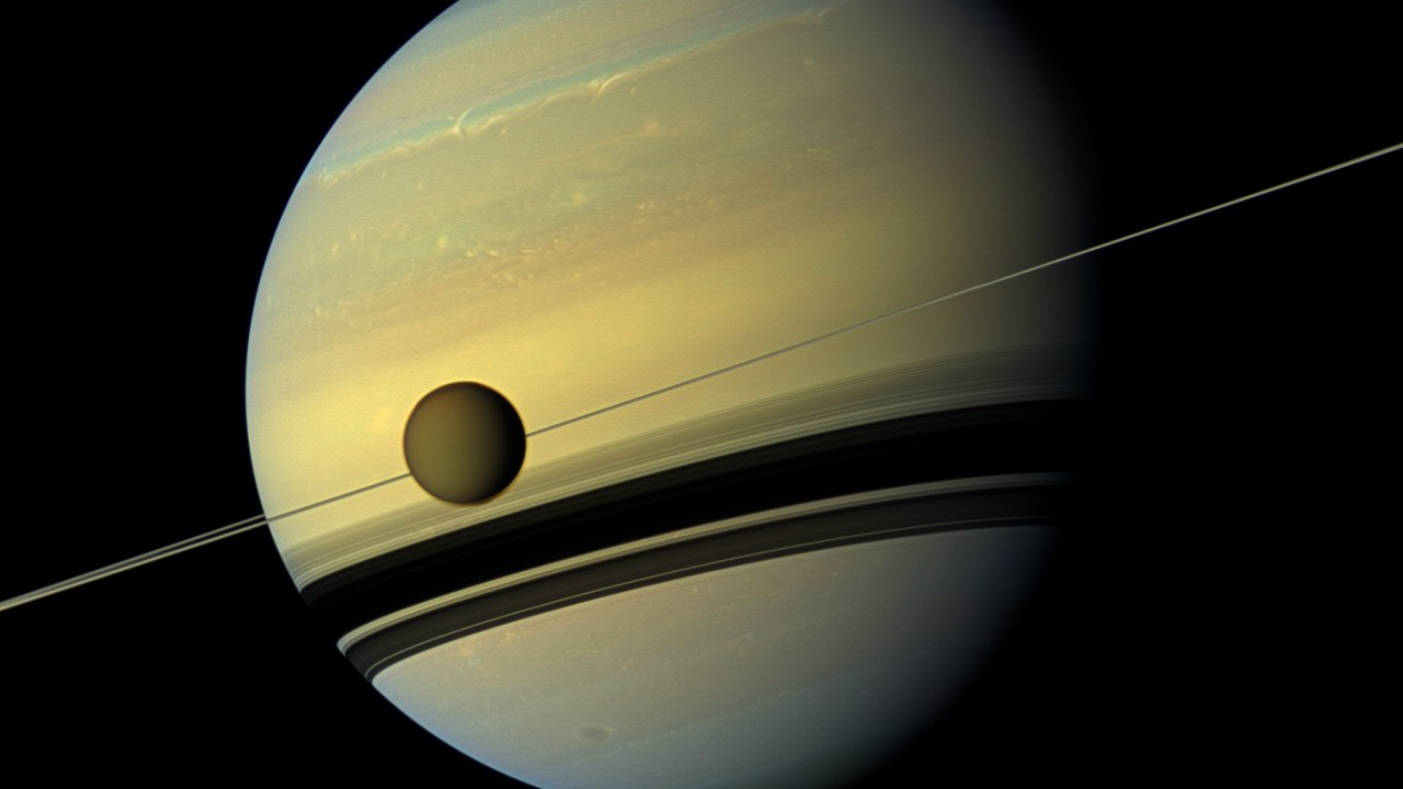 Scientists map Saturn's exotic moon Titan in search for life beyond Earth