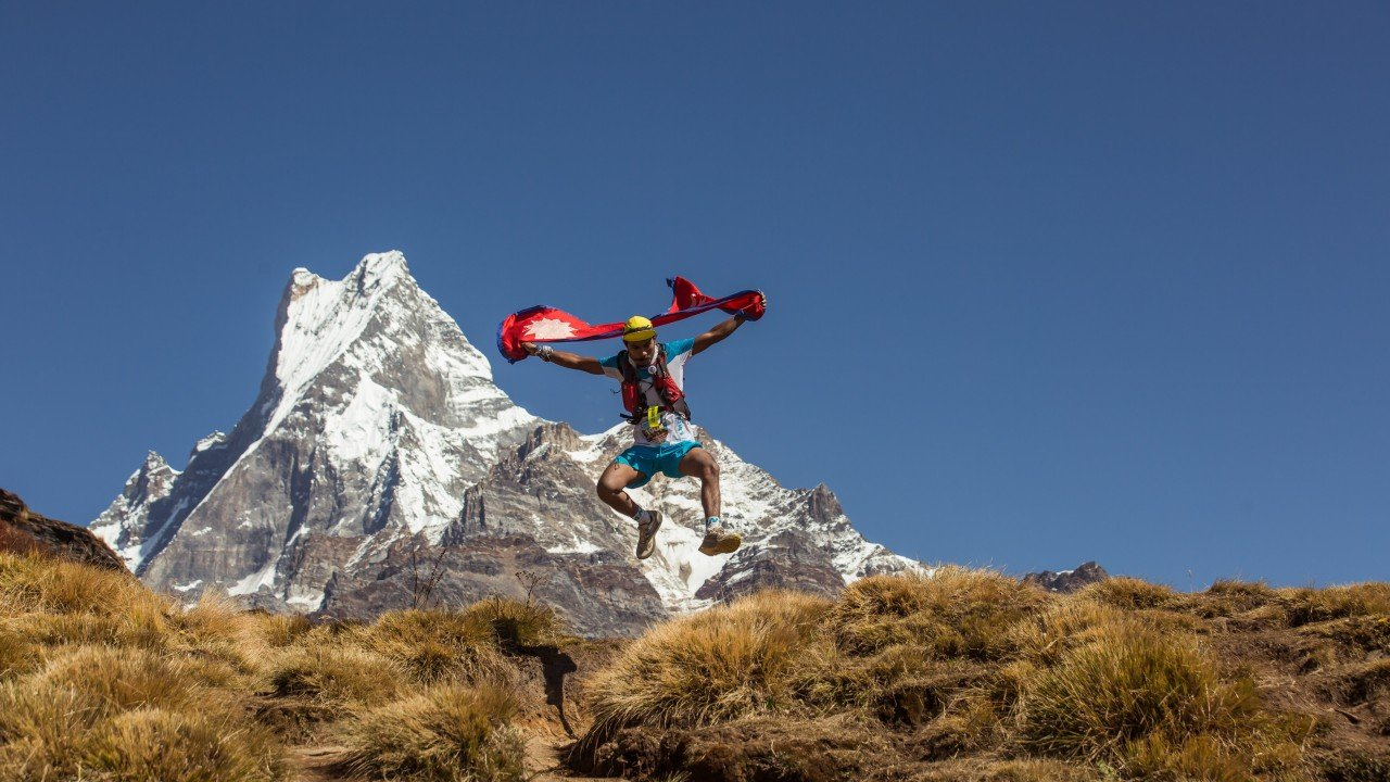 The Annapurna 100 and 55km ultramarathons – is this the most brutal but beautiful course in the world?