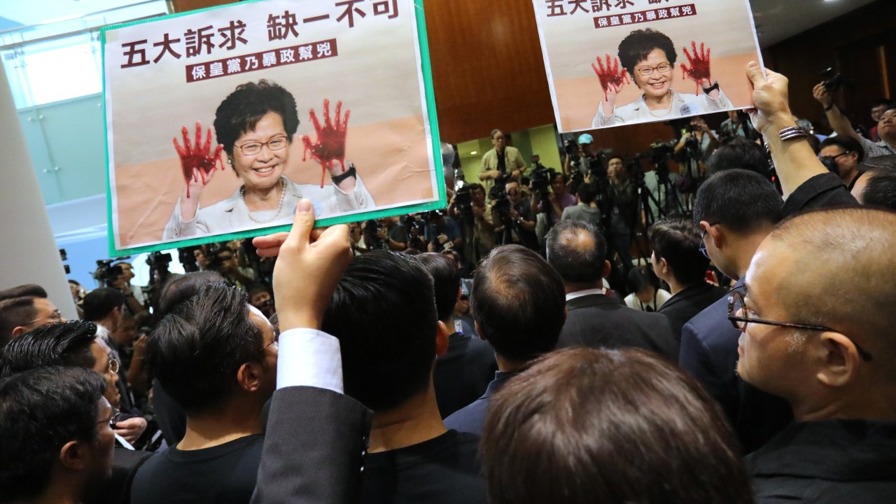 Hong Kong protests to benefit pro-democracy district council candidates? Not for this voter