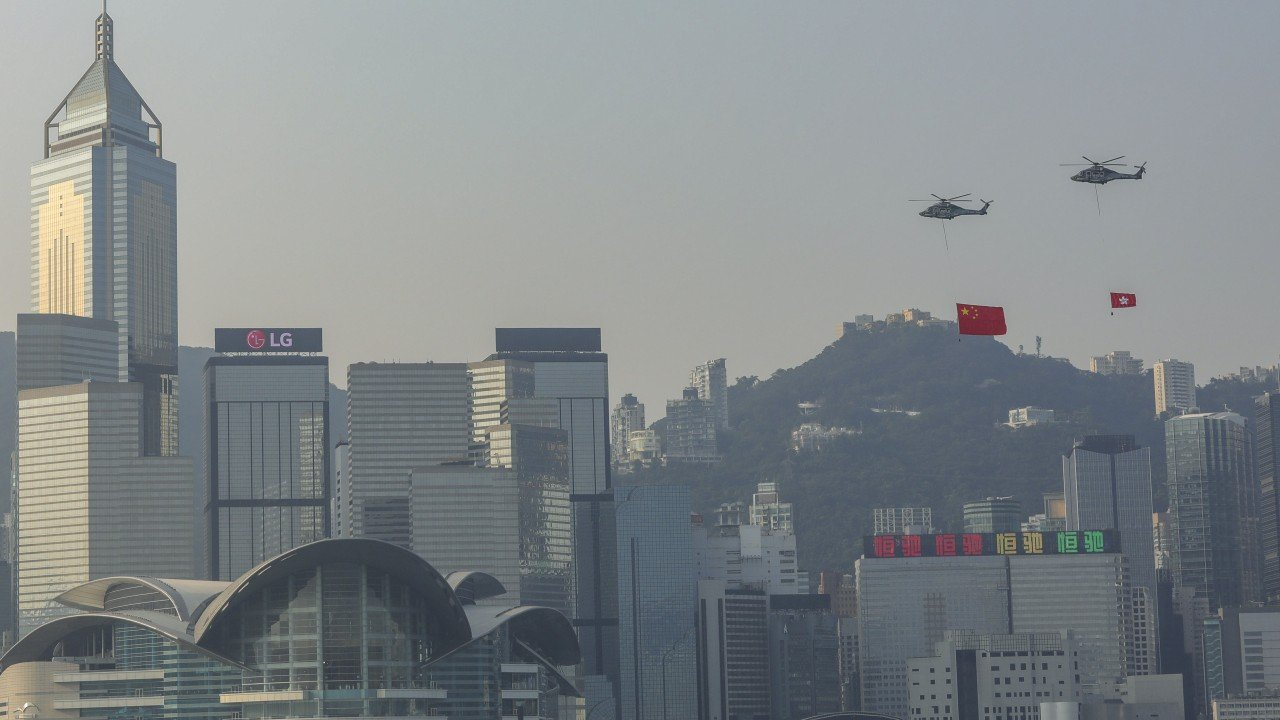 Hong Kong has crossed a red line of no return