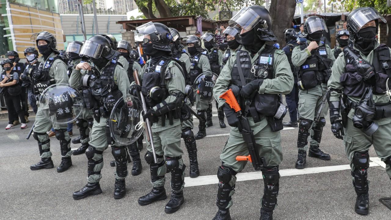 Why Hong Kong must say no to giving police tasers