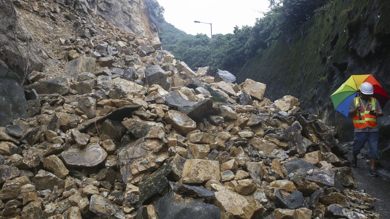 Remain alert to new landslide warnings