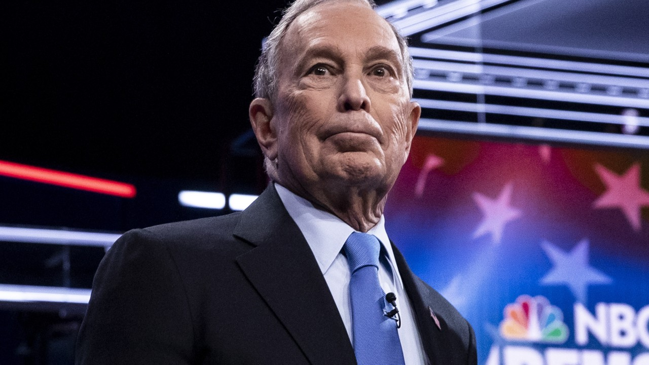 White House hopeful Bloomberg to release three women from confidentiality agreements