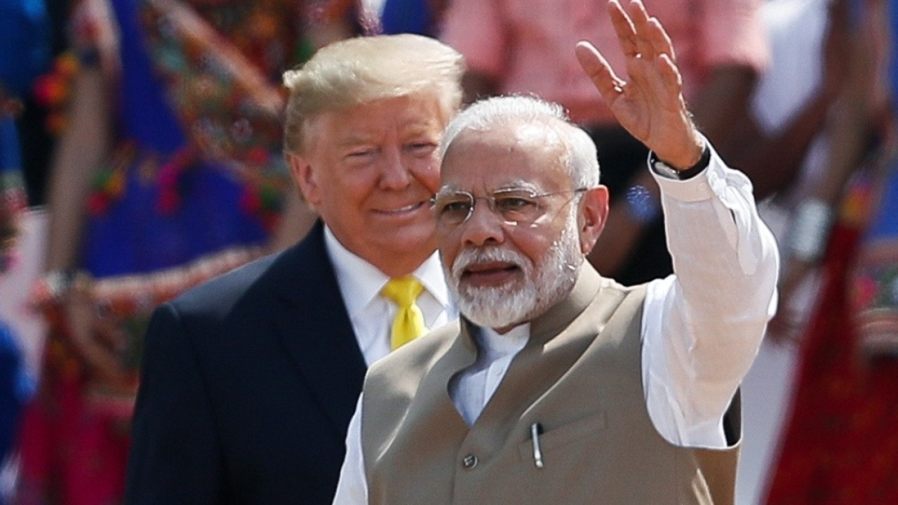 Trump set to discuss Indo-Pacific and 5G, a day after Modi's grand welcome