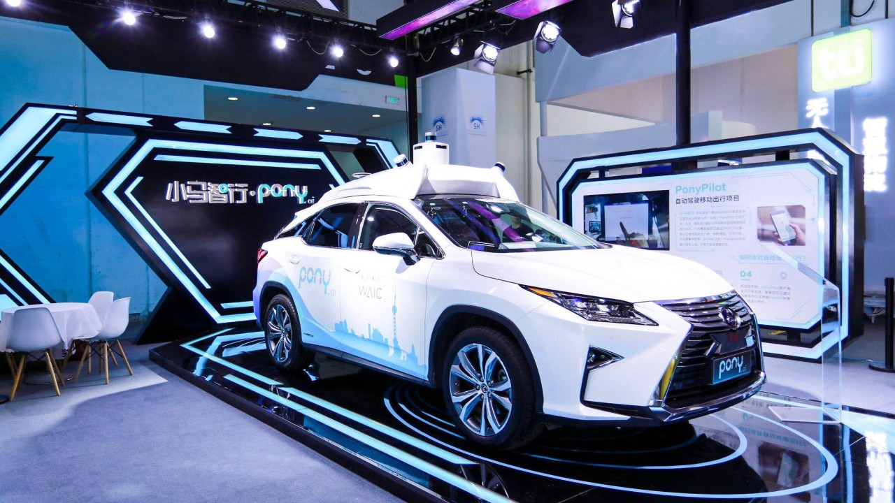Toyota invests US$400 million in Pony.ai, bringing self-driving start-up's valuation to US$3 billion