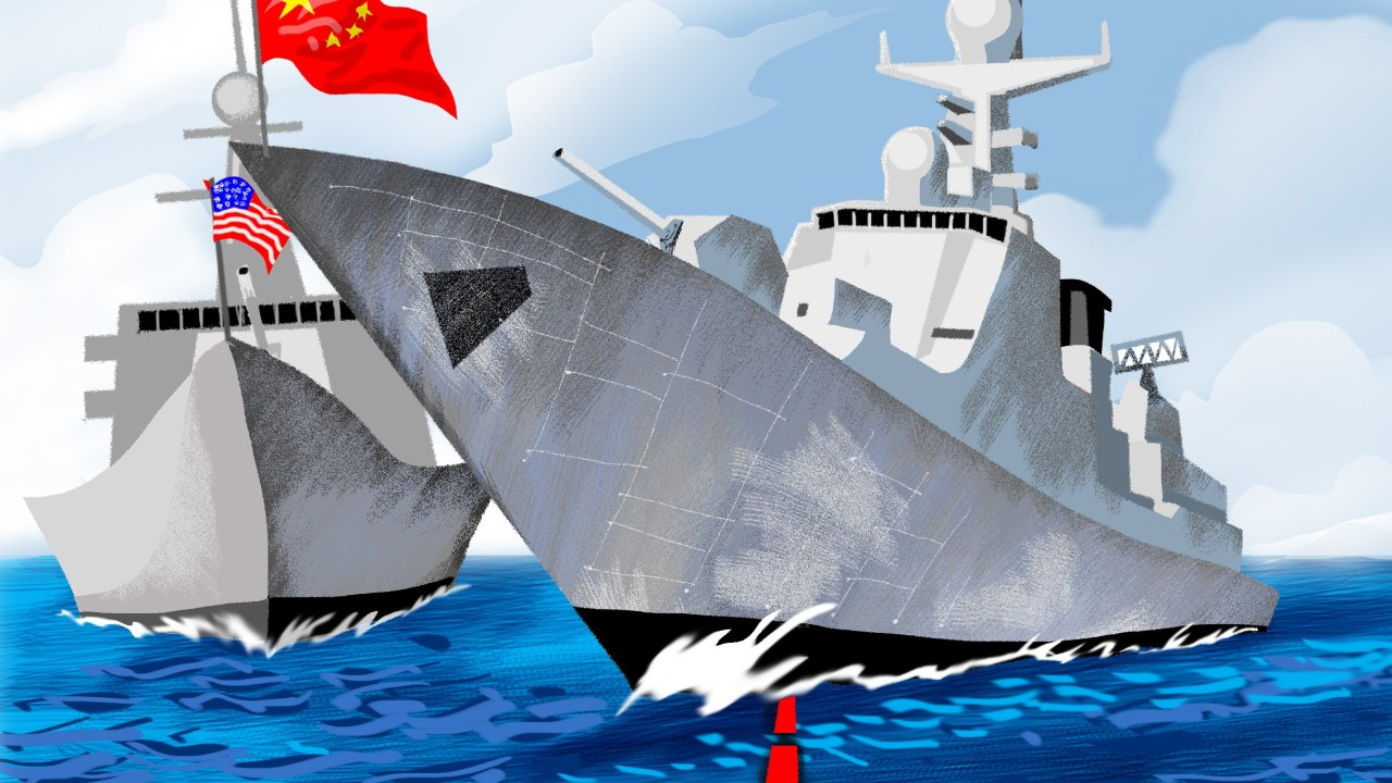 Conflict prevention in the South China Sea depends on China abiding by the existing rules of navigation