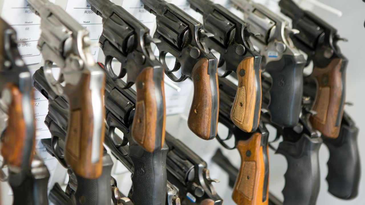 Asian-Americans are stocking up on guns to protect themselves during coronavirus pandemic