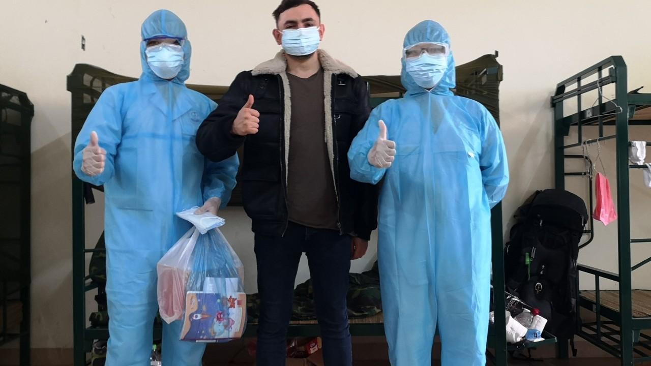 Coronavirus: life inside Vietnam's army-run quarantine camps
