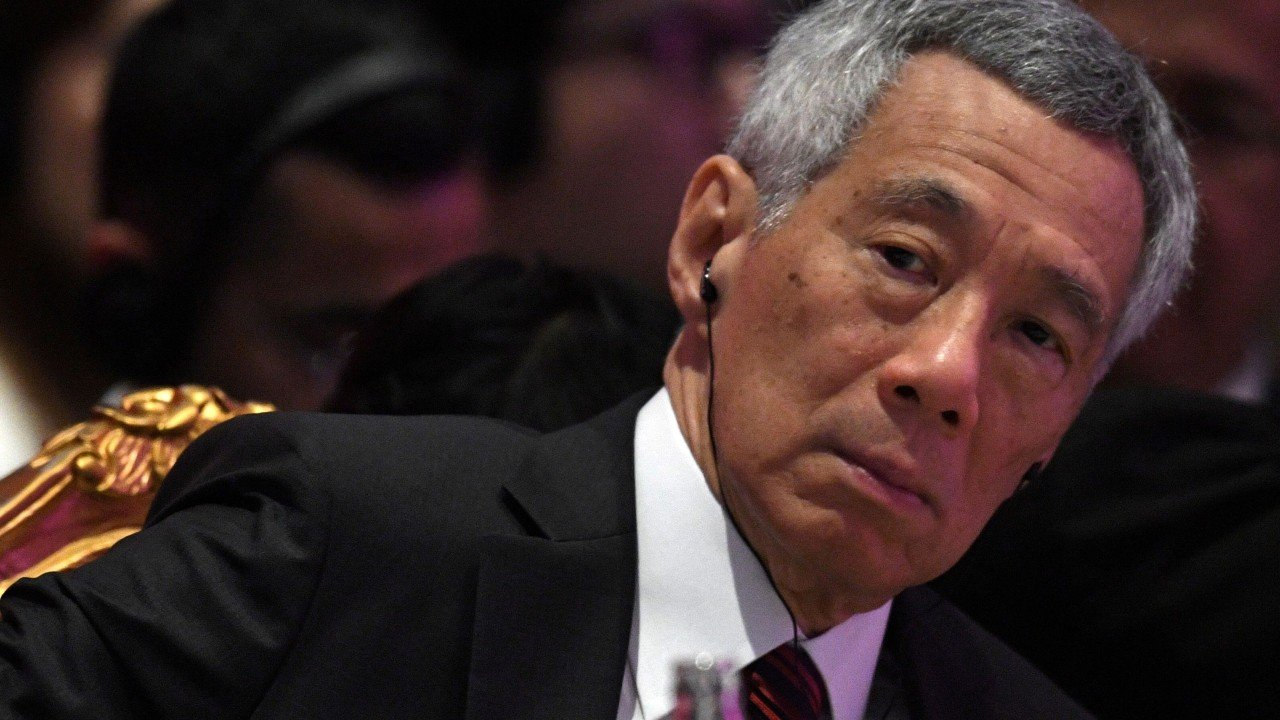 Singapore's Prime Minister Lee Hsien Loong hints at election amid coronavirus pandemic