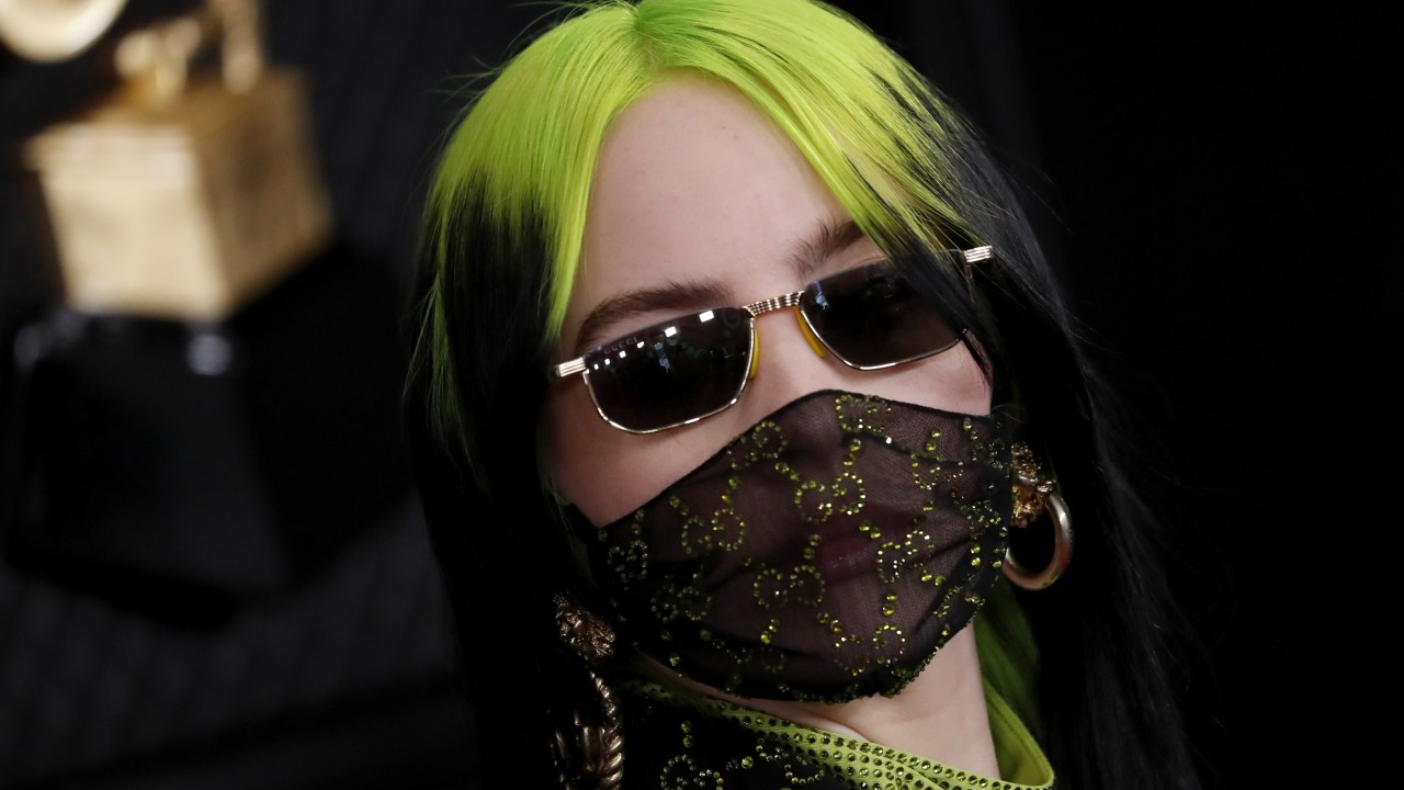 Does Billie Eilish's Gucci face mask even help prevent coronavirus – and how about luxury masks from Louis Vuitton, Fendi and more?