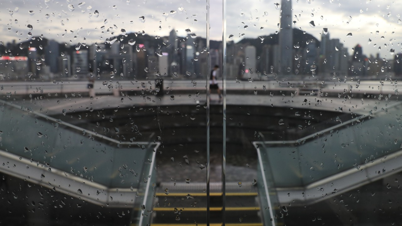Hong Kong weather: Red rainstorm warning downgraded to Amber, stormy days forecast for rest of week