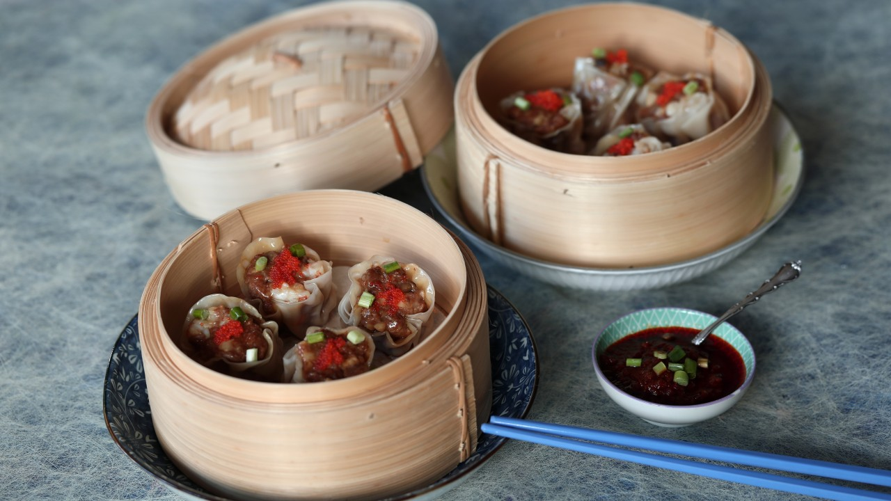 How to make pork and shrimp siu mai – easy dim sum dumplings