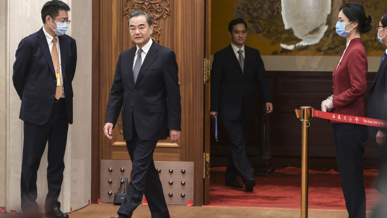 China's 'wolf warrior' envoys just playing to a nationalist gallery