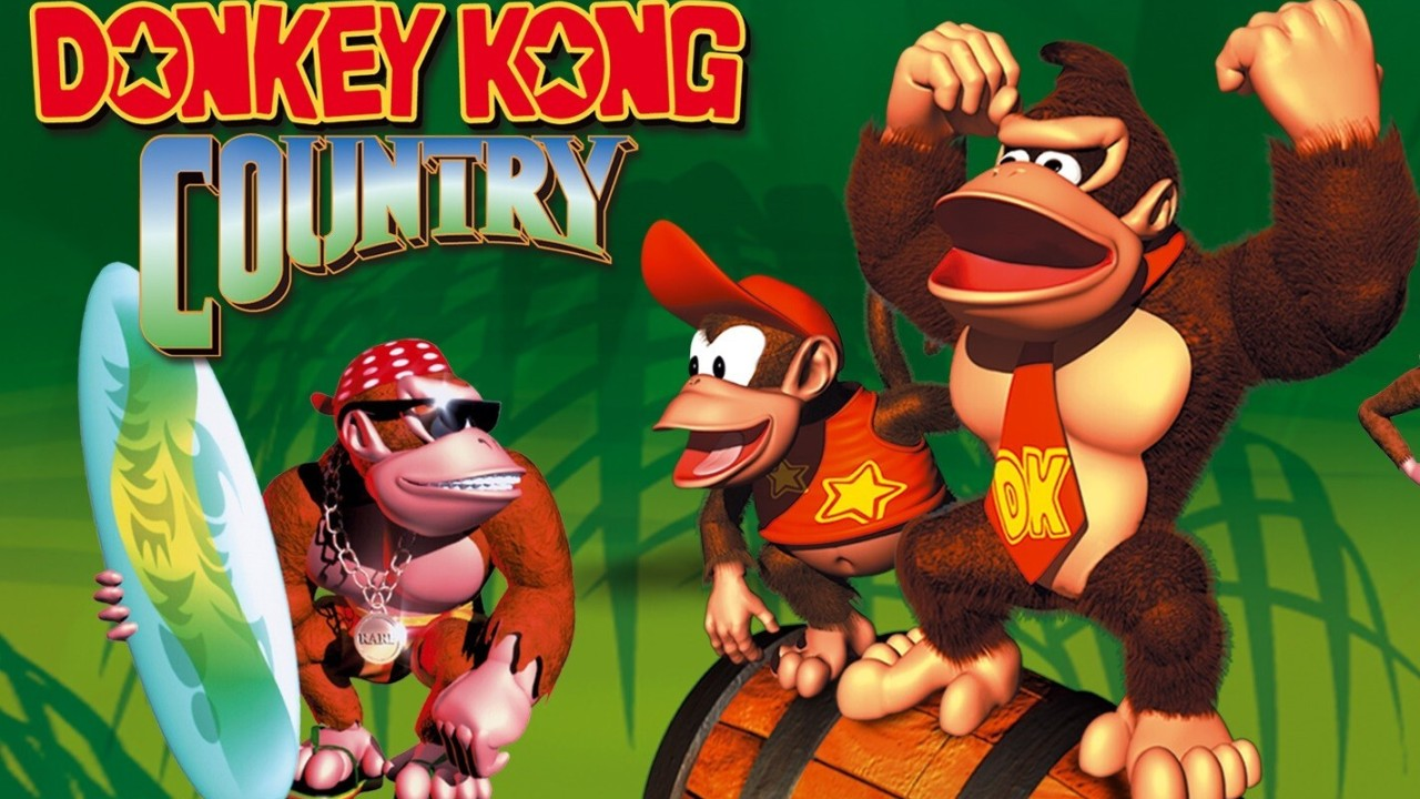 Switch Online adds SNES classic Donkey Kong Country to games catalogue
