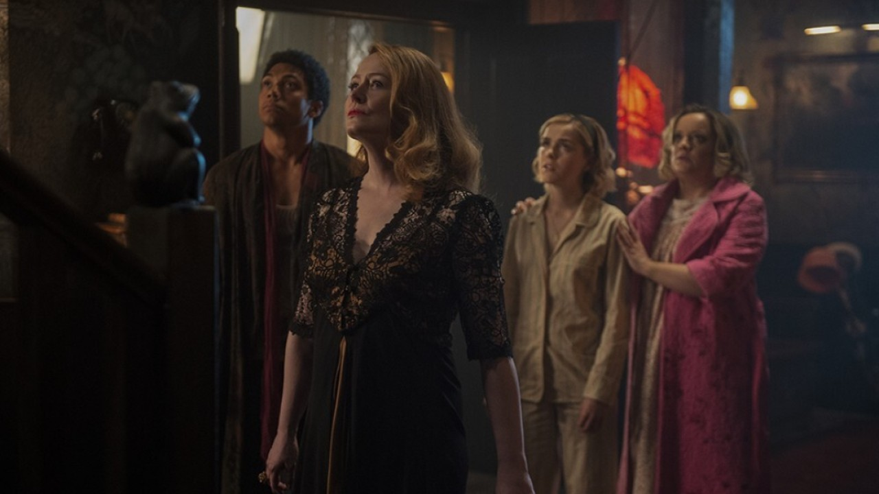 Netflix cancels 'Chilling Adventures of Sabrina', 2020 continues to shock and disappoint