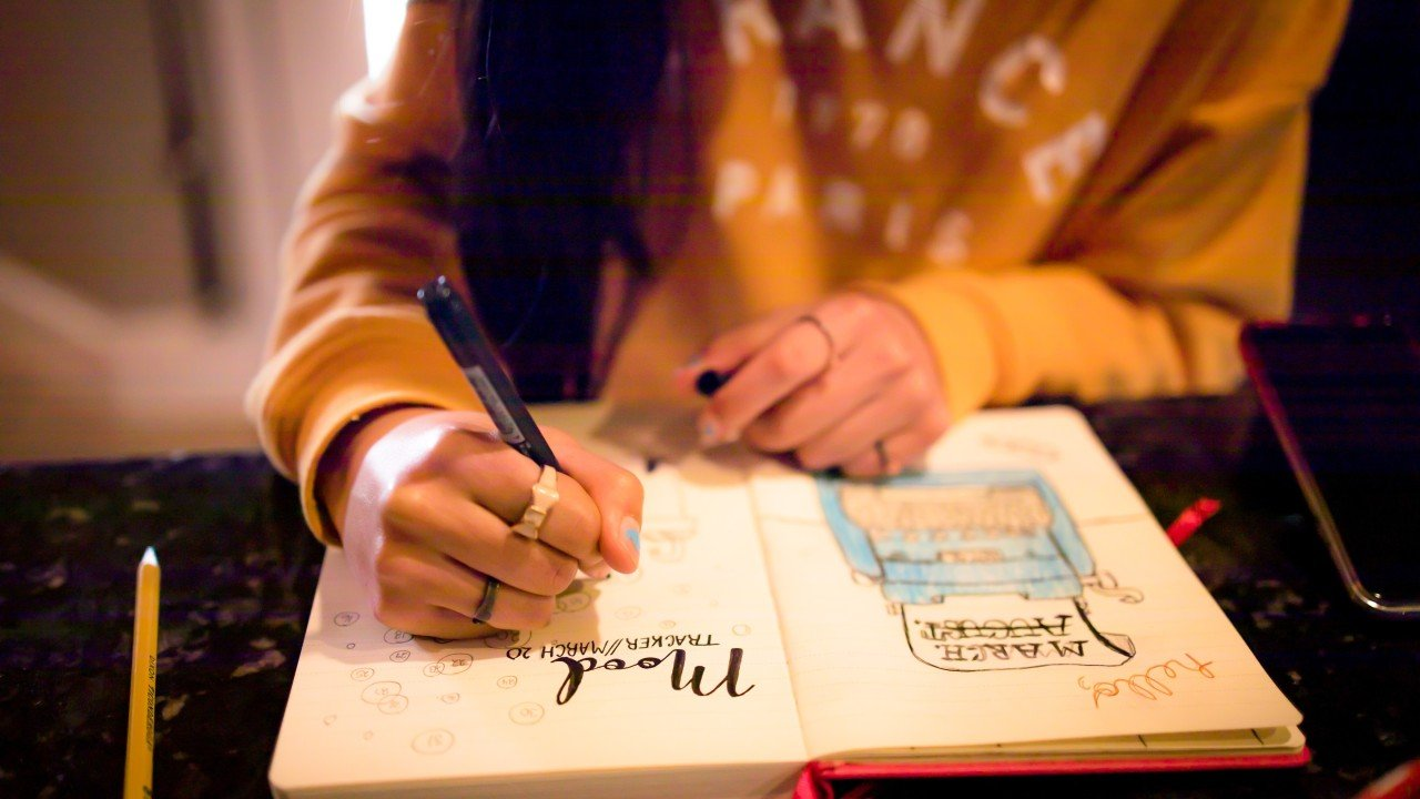 A beginner's guide to planning your life using a bullet journal