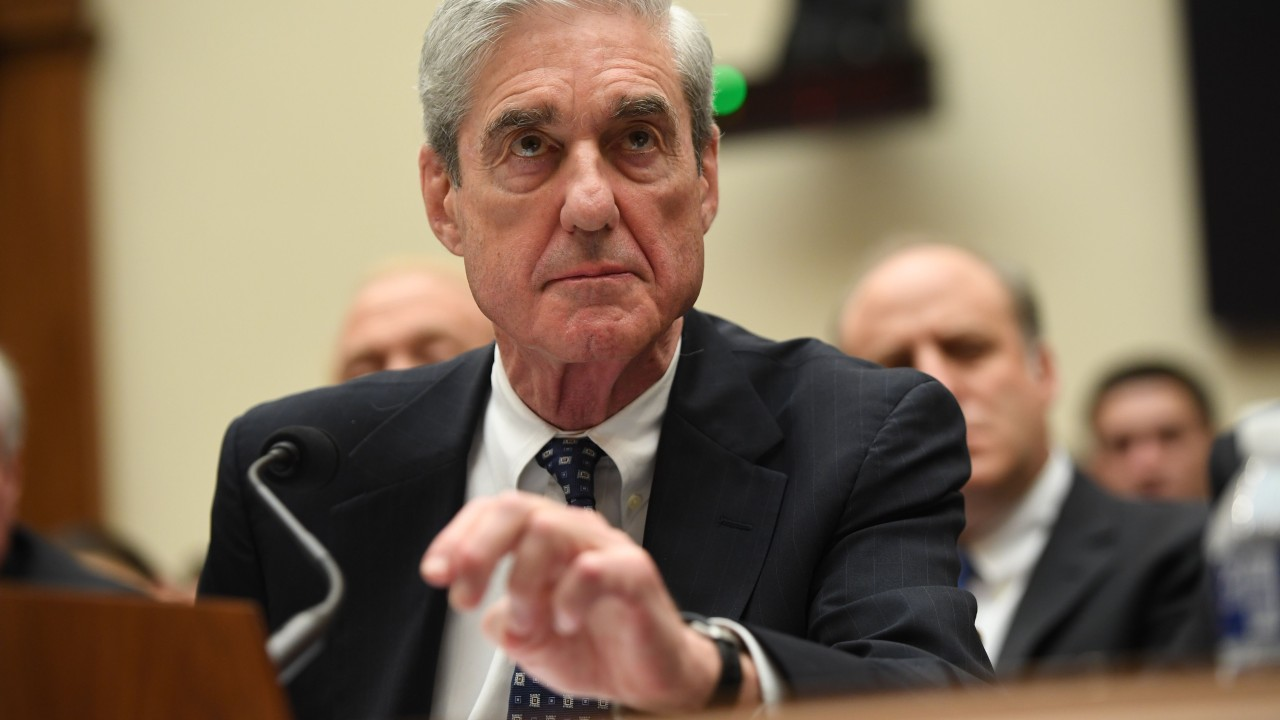 Robert Mueller breaks year-long silence after Donald Trump commutes prison sentence of 'felon' Roger Stone