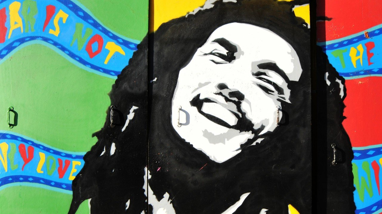 Family reimagines Bob Marley classic 'One Love' for Covid-19 relief