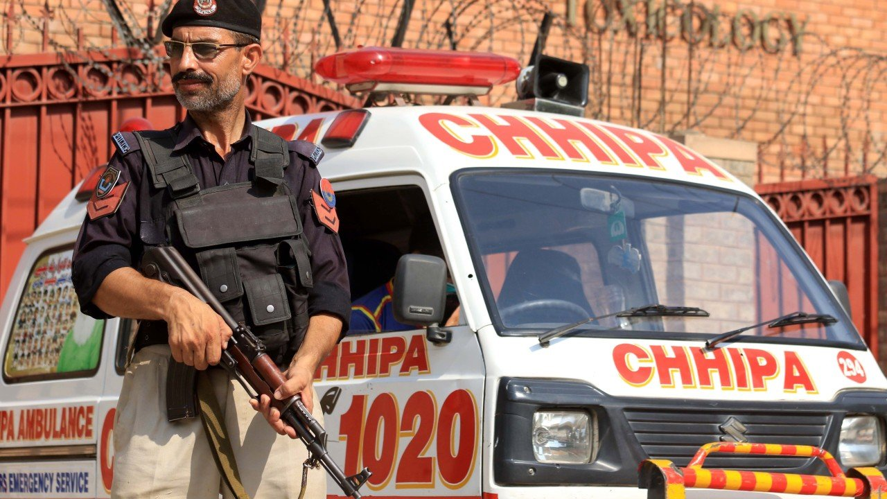US man shot dead in Pakistan court ahead of blasphemy trial
