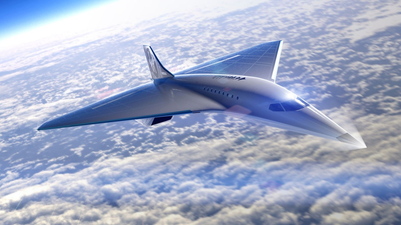 Virgin wants revive supersonic jet travel, but faster at Mach 3