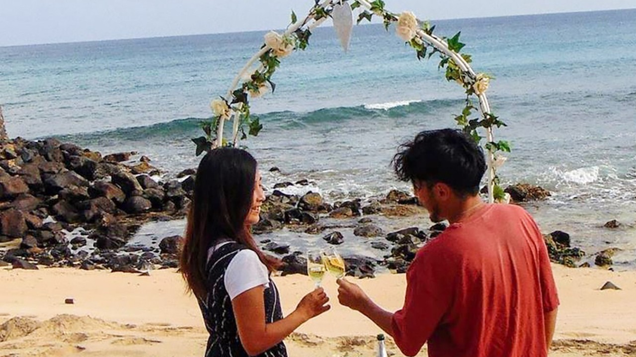 Japanese honeymooners stranded in Cape Verde islands become unlikely Olympics ambassadors
